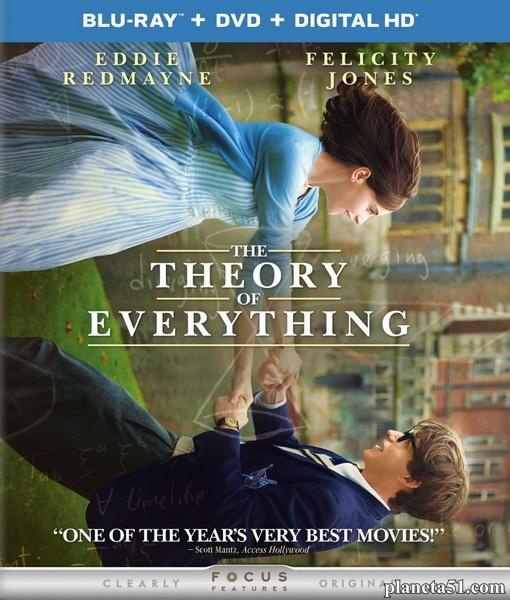 Вселенная Стивена Хокинга / The Theory of Everything (2014/BDRip/HDRip)