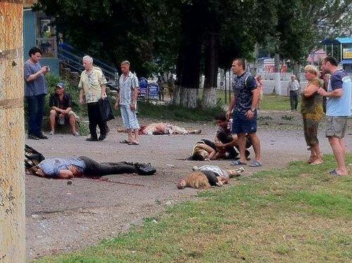 Геноцид на Донбассе-2