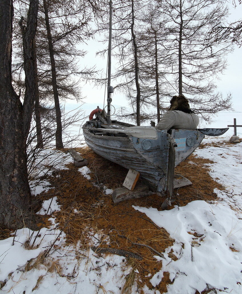 Байкал. Эй, мужик или Великое Байкальское Одиночество...