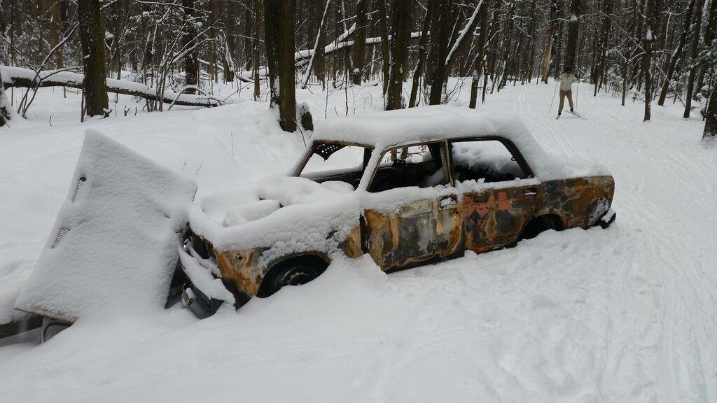 Новый год по-Гольяновски