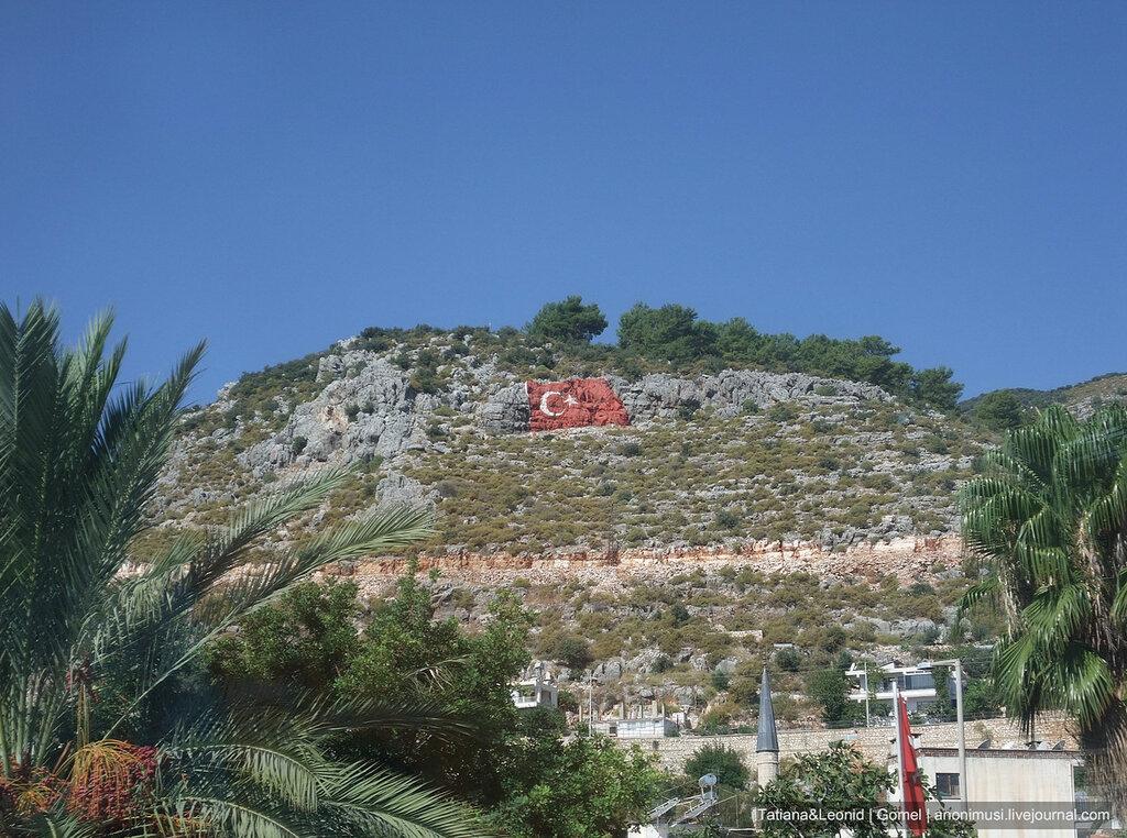Средиземное побережье Турции