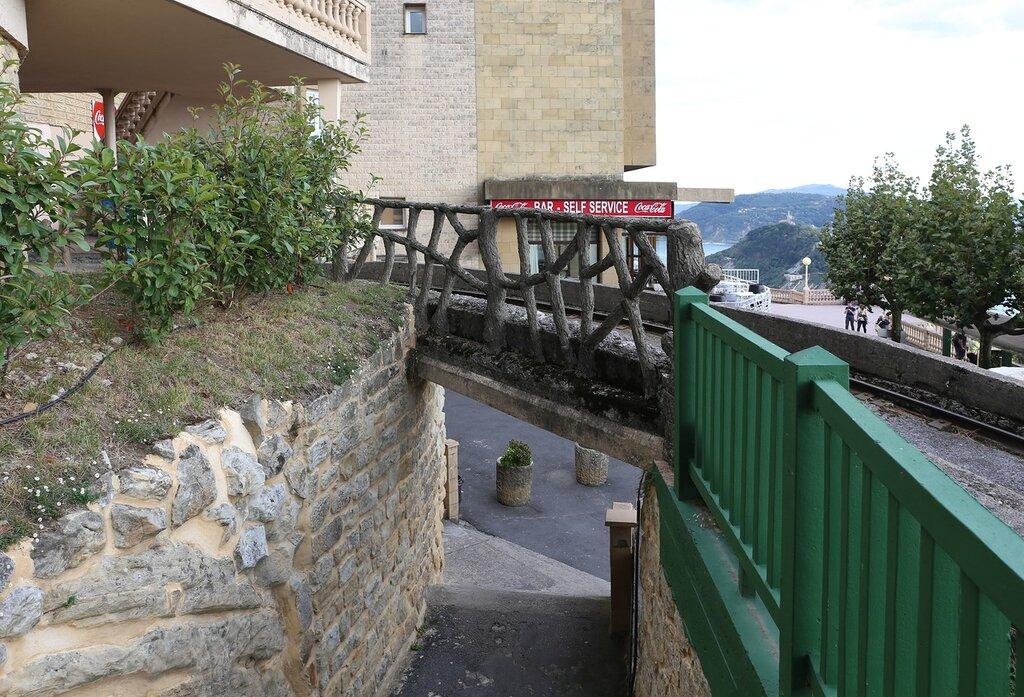 Доностия-Сан-Себастьян. Парк аттракционов Монте Игельдо