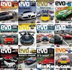 Evo Magazine №1-12 2013
