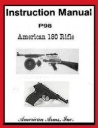 Instruction Manuals  American Arms P98, 180