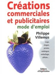 Creations commerciales et publicitaires (French Edition)