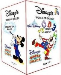 Книга Disneys World of English. Book 1-12