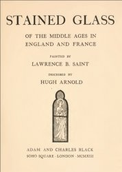 Книга Stained glass of the middle ages in England and France