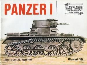 Книга Waffen-Arsenal 018 - Panzer I