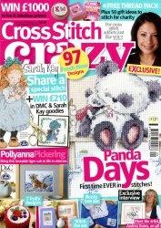 Журнал Cross Stitch Crazy № 129