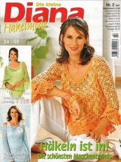 Журнал Die kleine Diana №2 2007