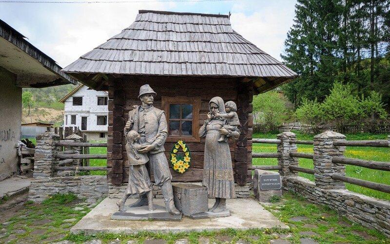 «Зароботчанам» Колочава, Украина