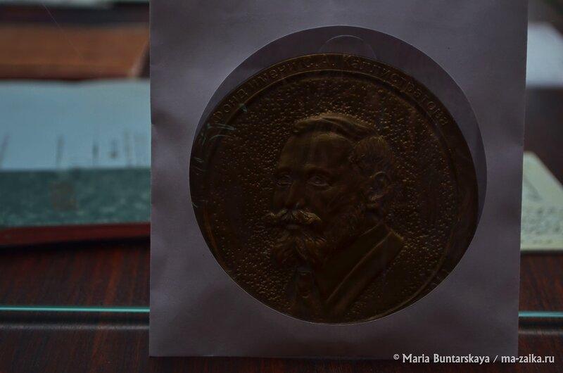 Передача мемориальной коллекции Семёна Каллистратова в собрание Саратовского областного музея краеведения, Саратов, 03 декабря 2014 года