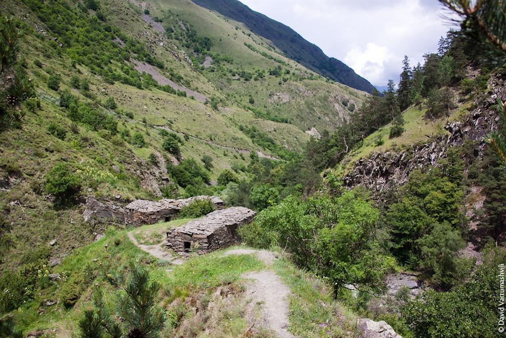 Грузия, Анатори