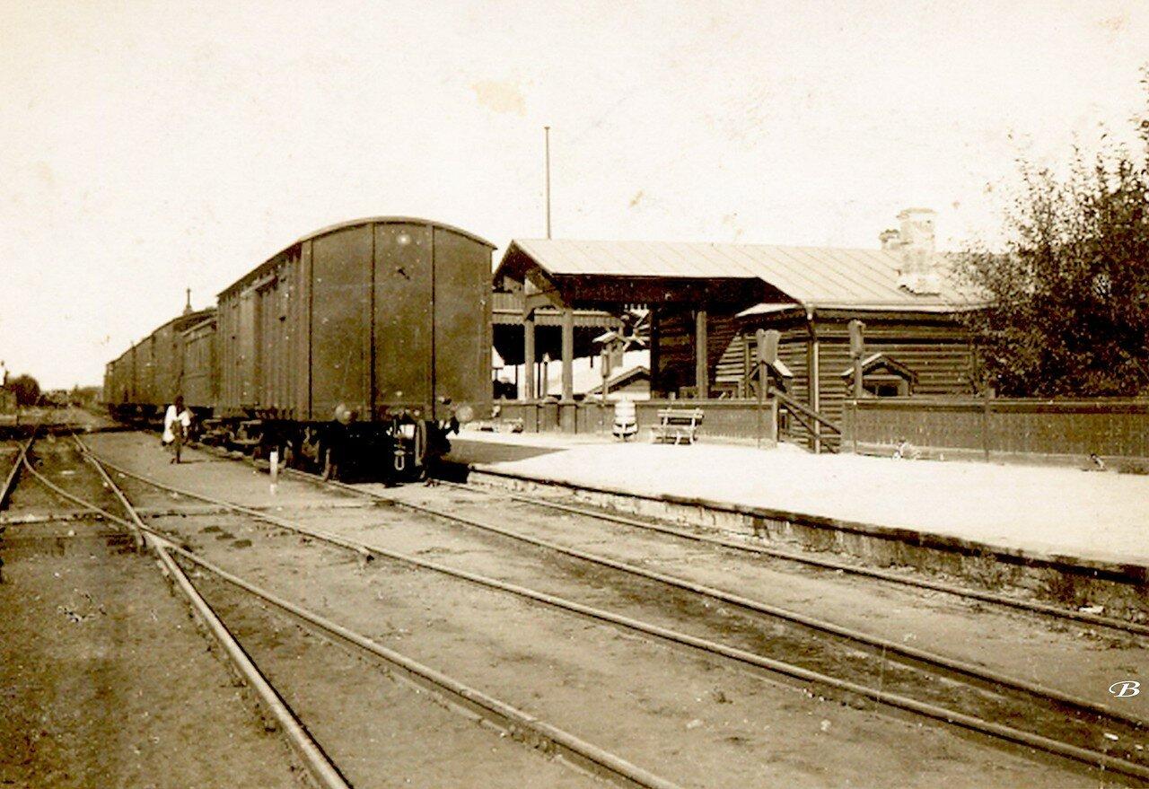 Станция Егорьевск