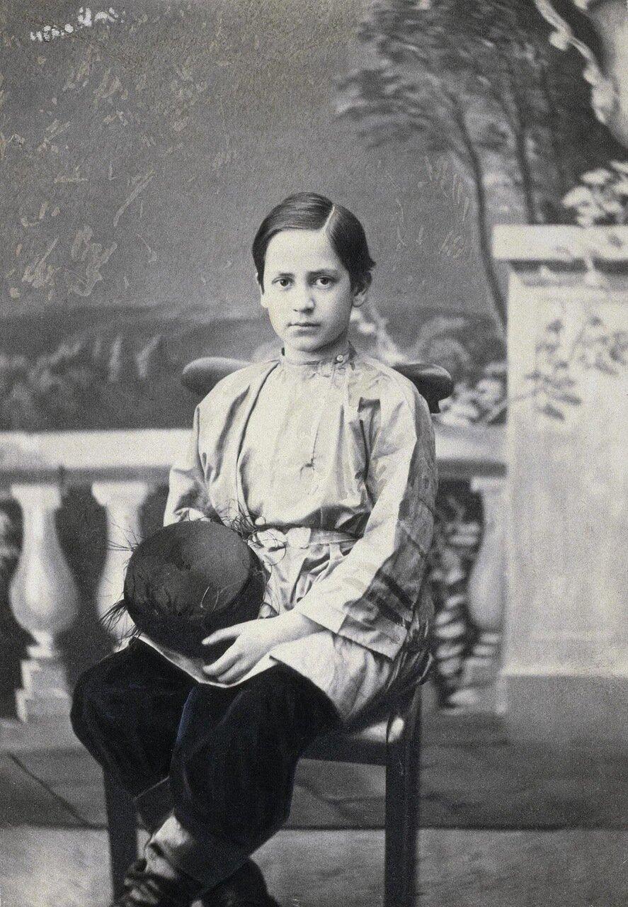 Портрет Петра Дмитриевича Волконского