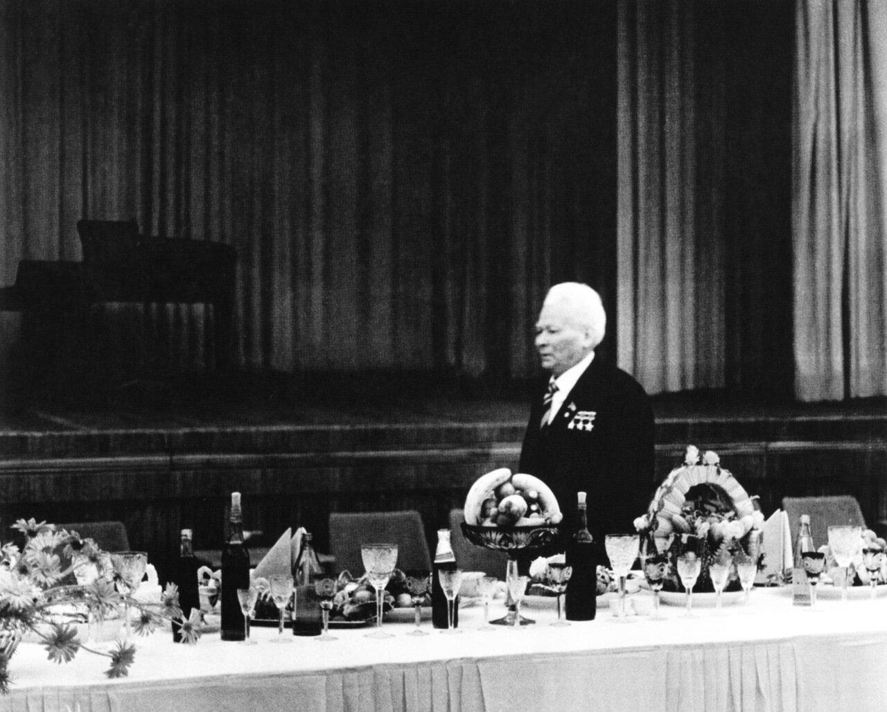 1984. В ожидании гостей (Первый официальный прием Константина Черненко)