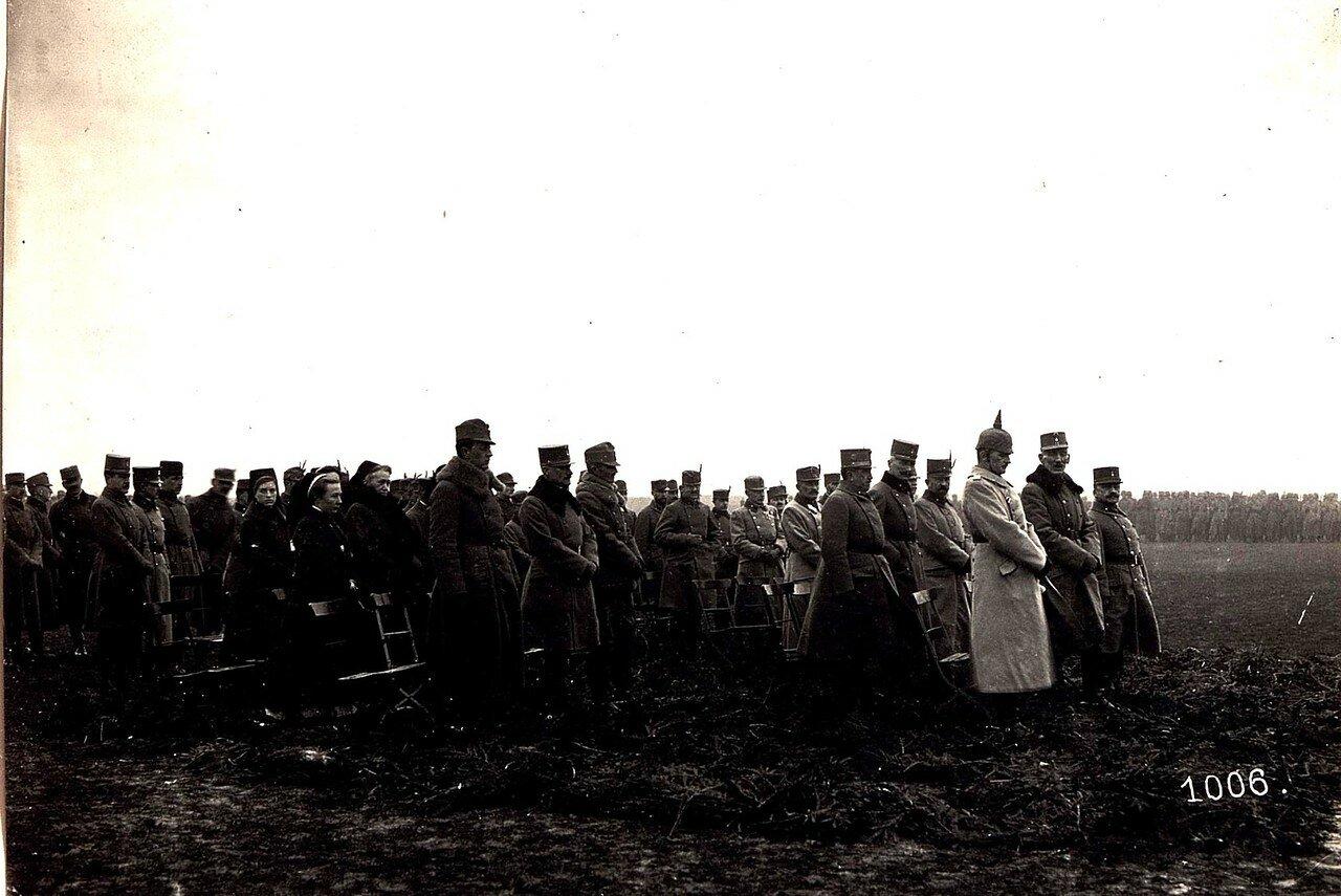 Kaiser Wilhelm II. Geburtstagsfeier in Wladimir Wolinsky