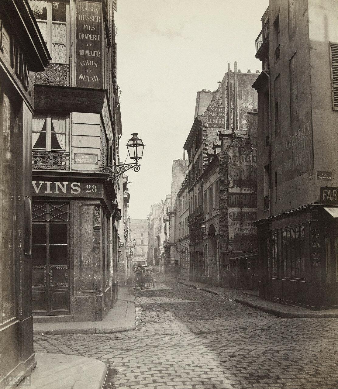 Рю Кок-Эрон. 1868