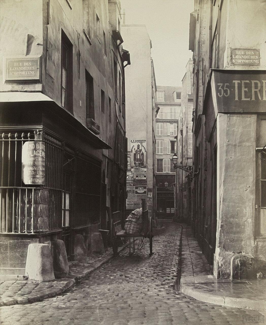 Рю дю Пля-дэтан.1865