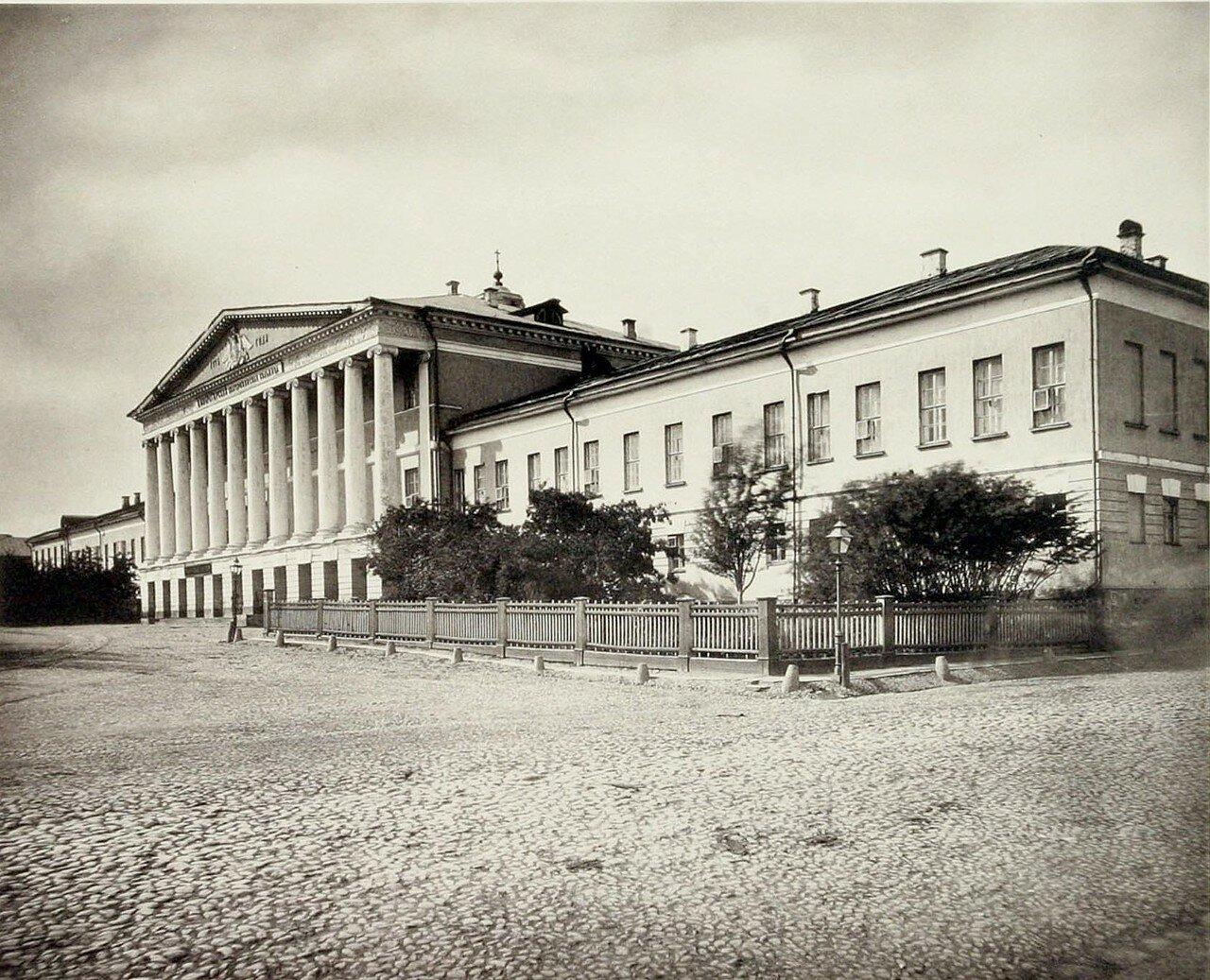 305. Екатерининская больница у Петровских ворот