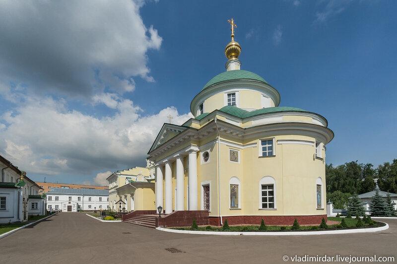 Собор великомученицы Екатерины. Свято-Екатерининский монастырь.