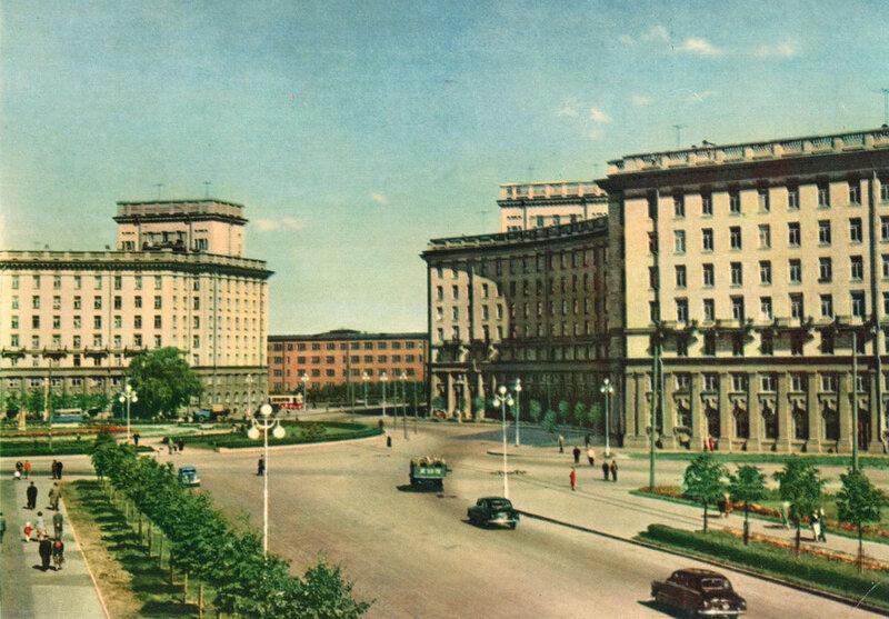 065 Автово. Комсомольская площадь.jpg
