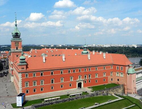 Zamek Kr?lewski w Warszawie