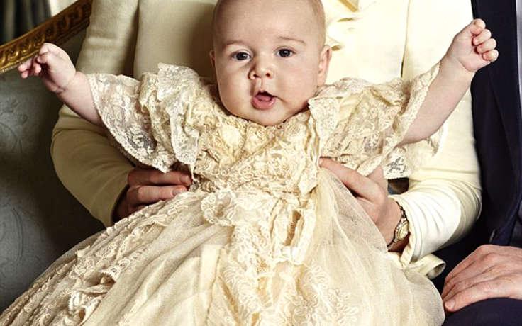 Принцессу Шарлотту повезут на отдых