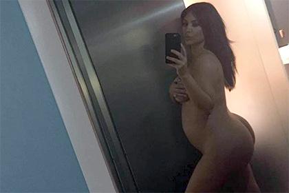 Очередная беременность Ким Кардашьян — невыносима