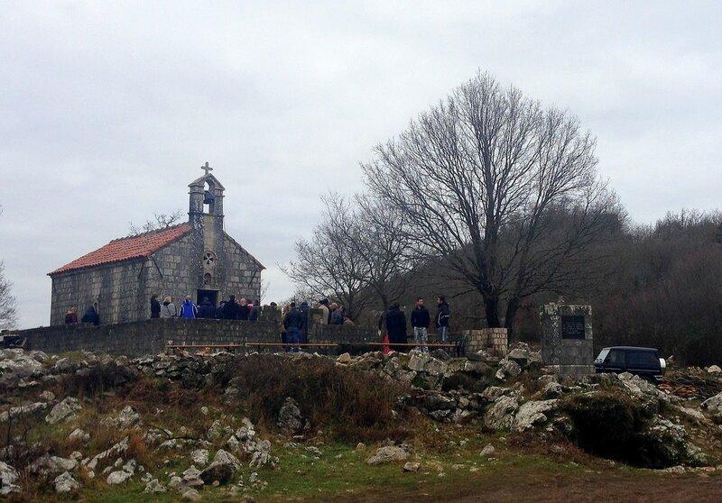 монастырь Святого Симеона над Святым Стефаном