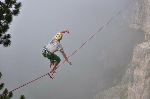 Необычный отдых в Альпах