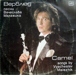 Вячеслав Малежик - Верблюд (1988) [C60 26739 009]