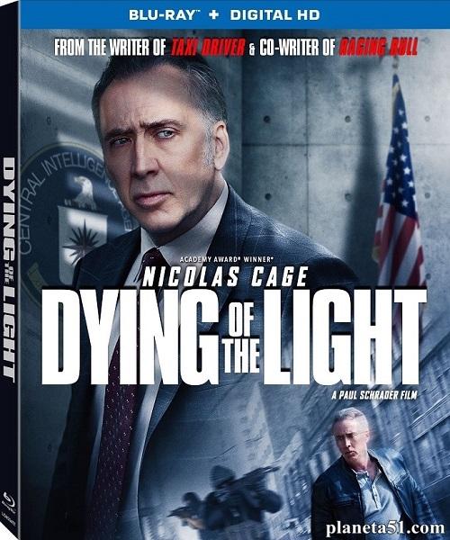 Умирающий свет / Dying of the Light (2014/HDRip)