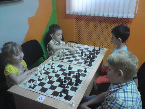 шахматы опен турниры