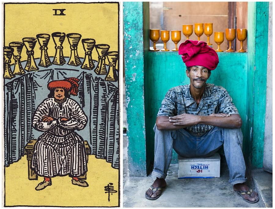 5. «Именно осознанности этого выбора я научилась у гаитянских художников, и мы делимся этим с осталь