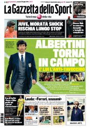Журнал La Gazzetta dello Sport (22 Luglio 2014)