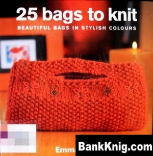 Журнал 25 bags to knit jpg 8,84Мб