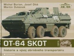 Книга OT–64 SKOT: Historie a vývoj obrněného transportéru