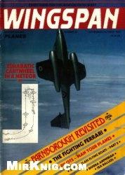 Журнал Wingspan September/October 1986