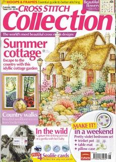 Журнал Cross Stitch Collection N133