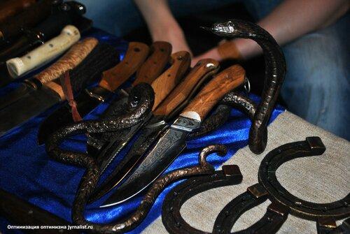 стальная грань фестиваль ножей