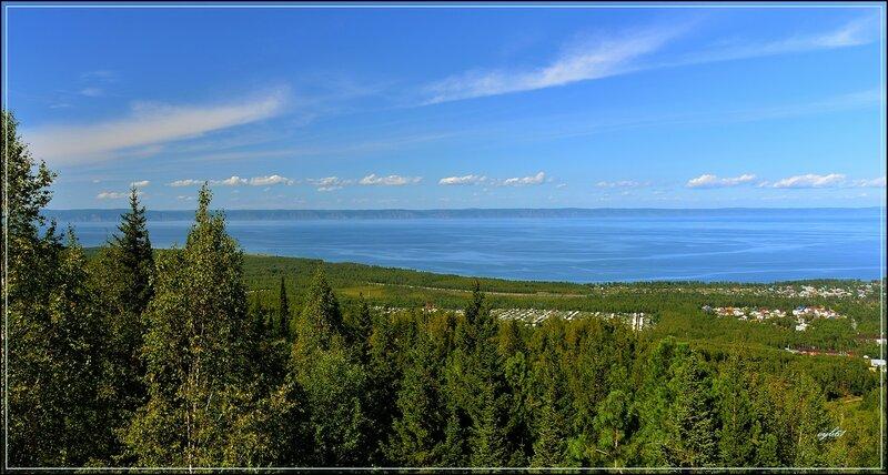 Окрестности Байкальска