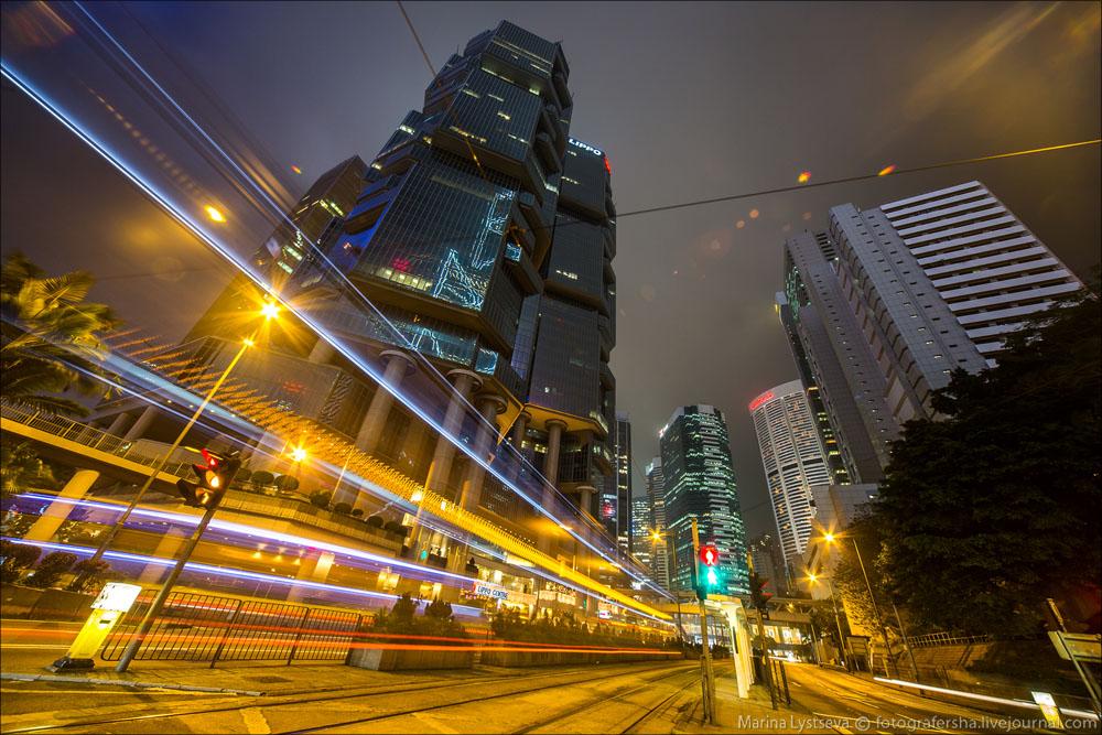 Огни Гонконга