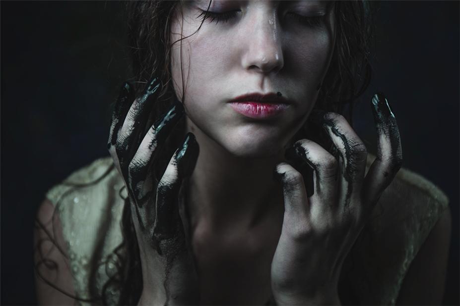 водная эротика фотохудожницы Миры Недялковой / photo-art by Mira Nedyalkova