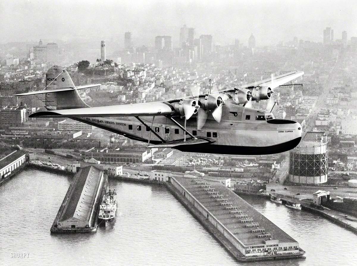 Самолеты и пилоты начала 20-го века на снимках американских фотографов (40)