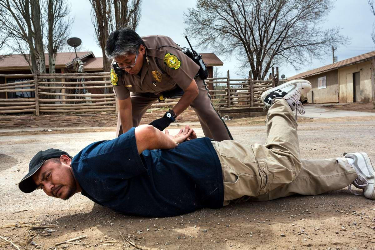 США, штат Аризона: Полицейские будни (2014 год)
