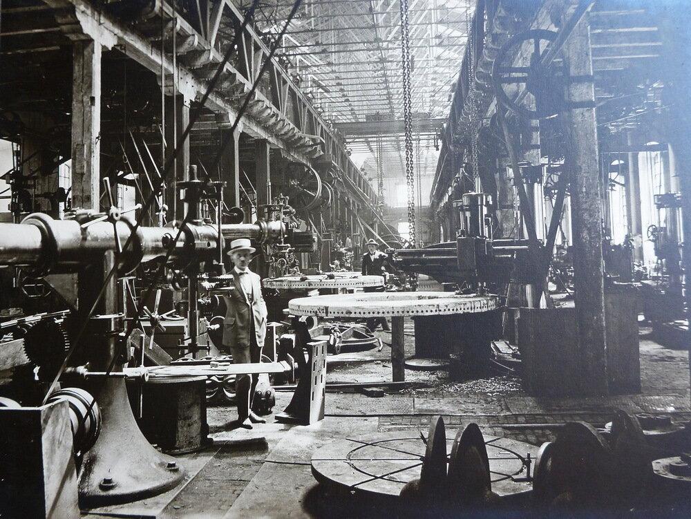Главные механические мастерские