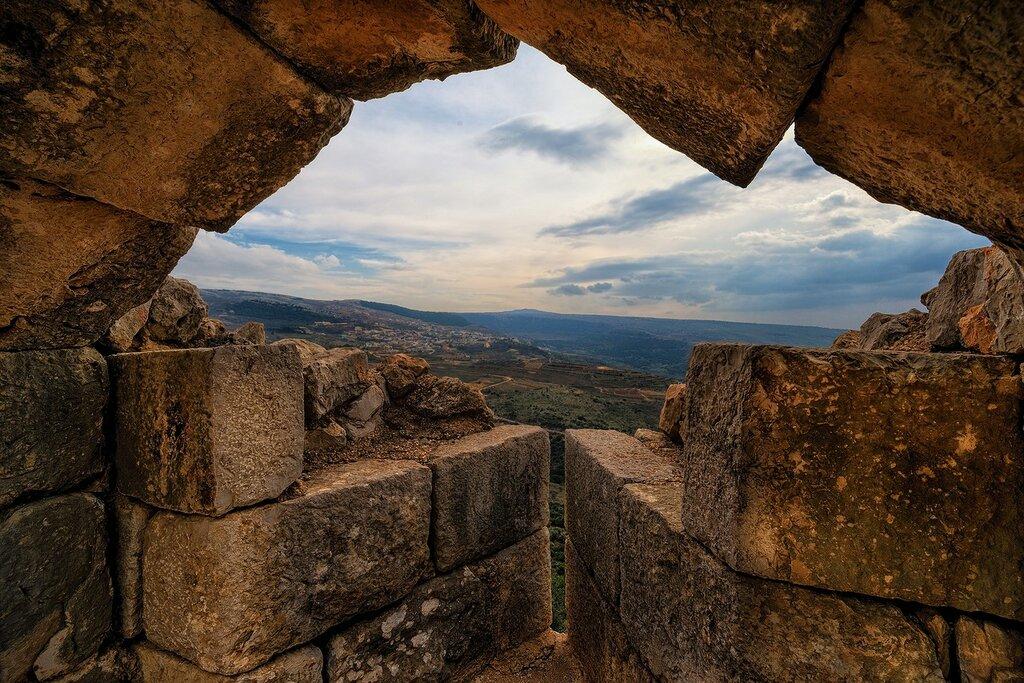 Крепость Нимрод.