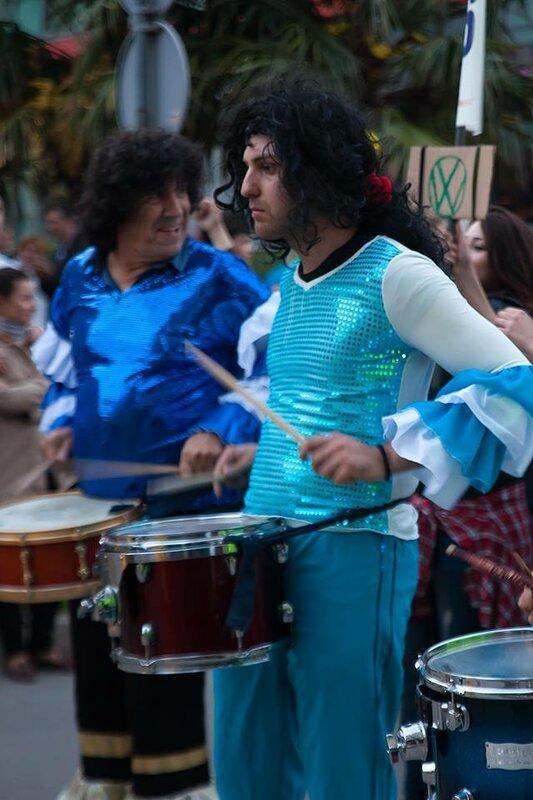 Будванский карнавал 2015