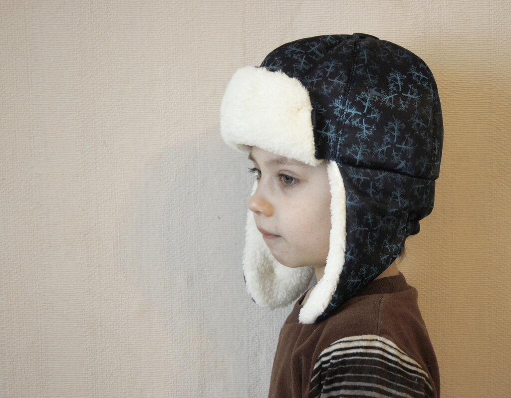 Как сшить шапку-ушанку мальчику фото 780